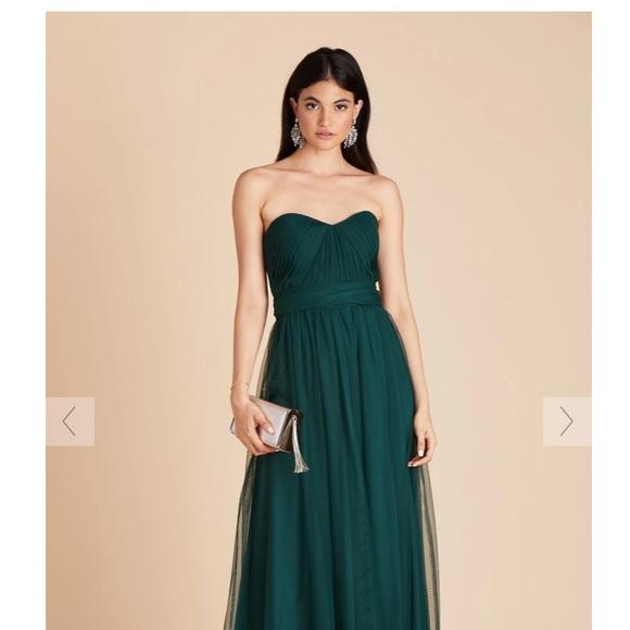 Brand New Bridesmaid Dress! Emerald Green size L